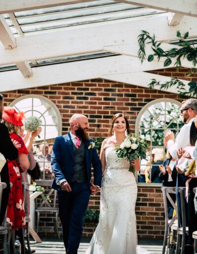 Foxtails Barn Wedding